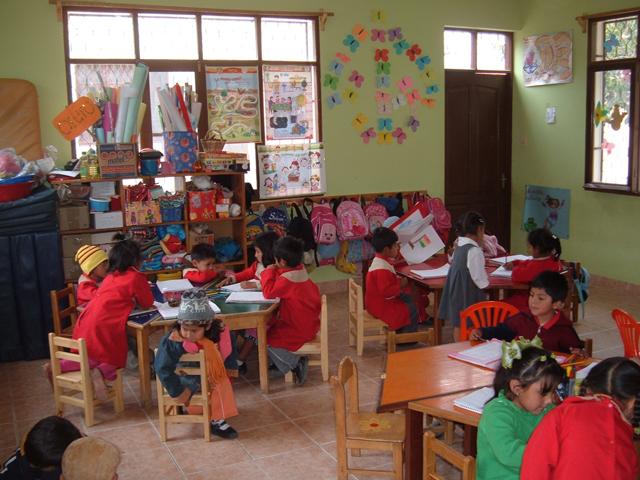 bolivien blog ein foto vom kindergarten in bella vista. Black Bedroom Furniture Sets. Home Design Ideas